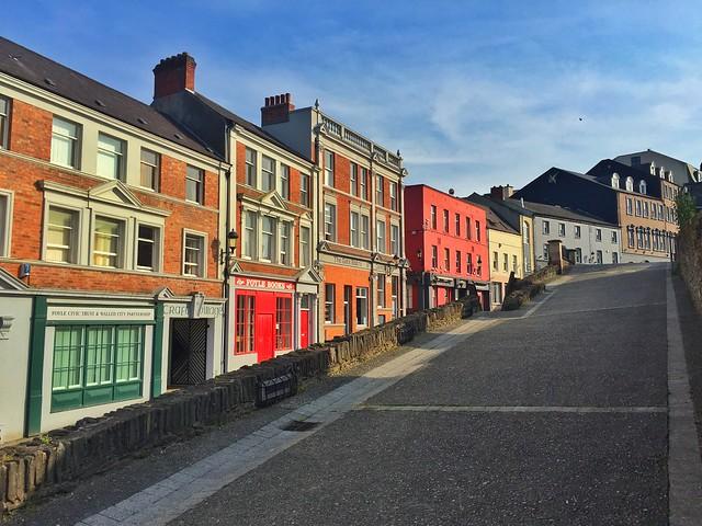 Derry (La ciudad más bonita que ver en Irlanda del Norte)