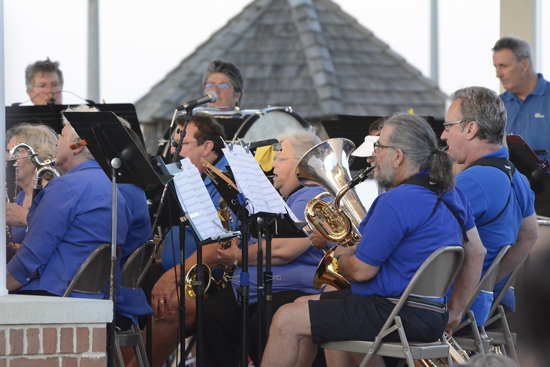 Rehoboth Concert Band - July 26th, 2016