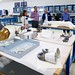 The Neil Armstrong artifacts in the Smithsonian Restoration Labs by jurvetson