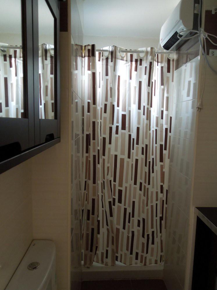 Cortinas De Baño Primark:Como decorar un pequeño apartamento y no arruinarse en el intento (y