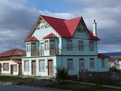 Casa de El Porvenir