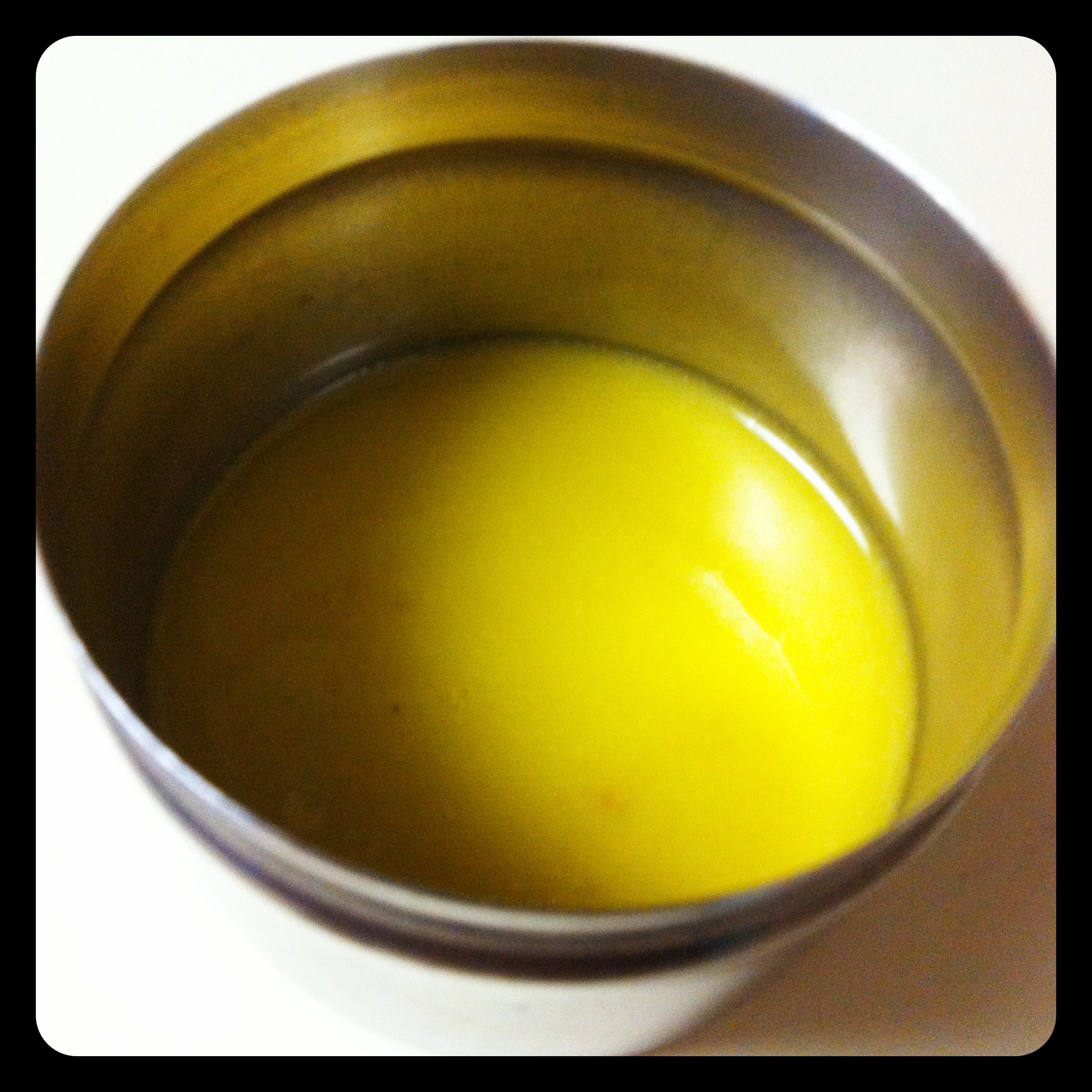 Paleo honey mustard vinaigrette