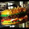 Hamburger Cake @ Merritt Bakery