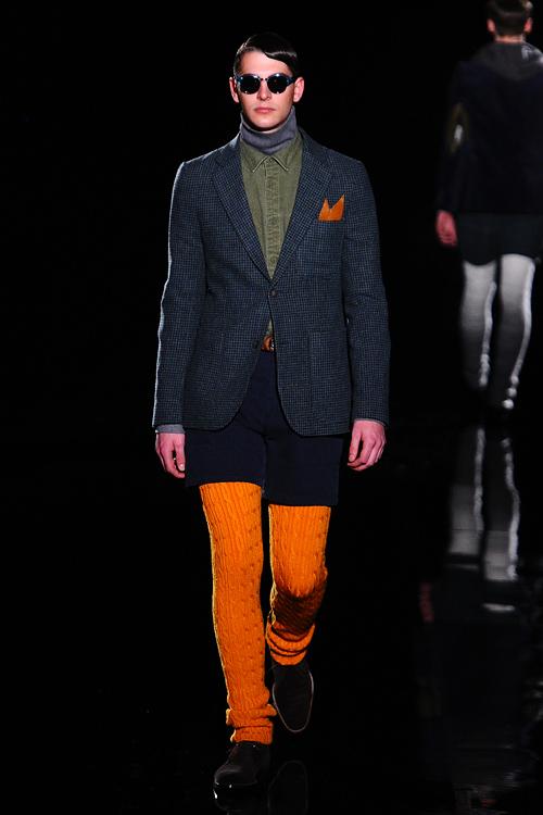 Maxime Bergougnoux3080_FW12 Tokyo PHENOMENON(Fashion Press)