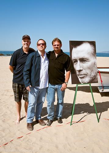 Larry Stevenson's Public Memorial Venice Beach