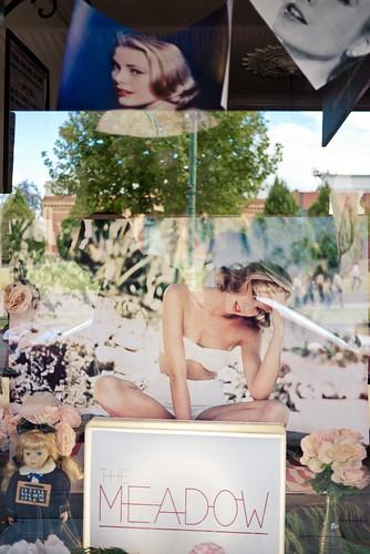 Grace Kelly window