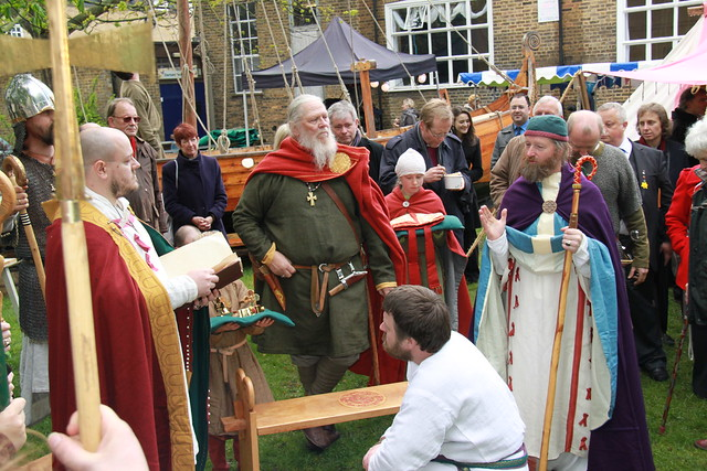 Archbishop of Canterbury in Greenwich