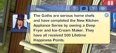 Lifetime Happiness