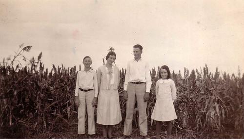 Orrell Kids ca 1933?