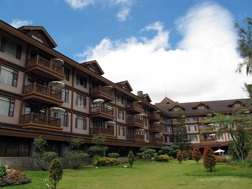 the manor hotel baguio