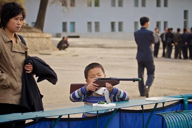 Pyongyang Street Games