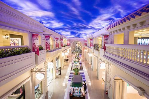 E-DA outlet mall