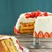 swedish strawberry cake by photo-copy