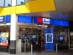 Picture of Metro Bank, Centrale