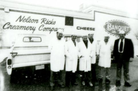 Nelson-Ricks Creamery