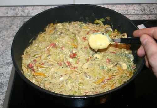 35 - Senf einrühren / Mix in mustard