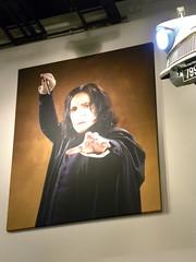 Harry Potter studio tour: Professor Snape picture