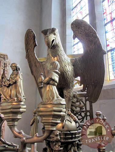 Eagle Lecturn