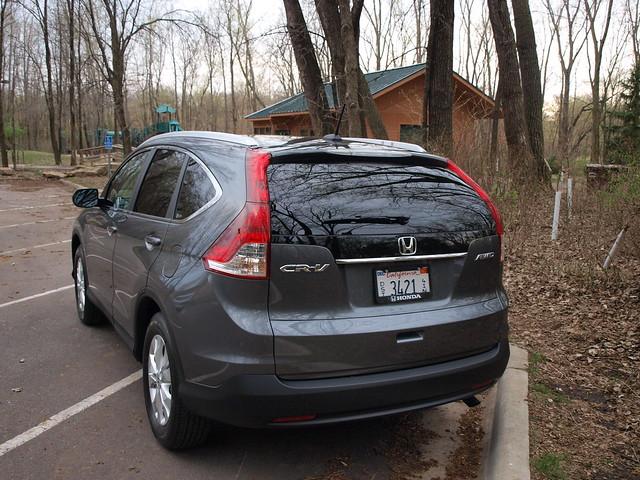 2012 Honda CR-V 6