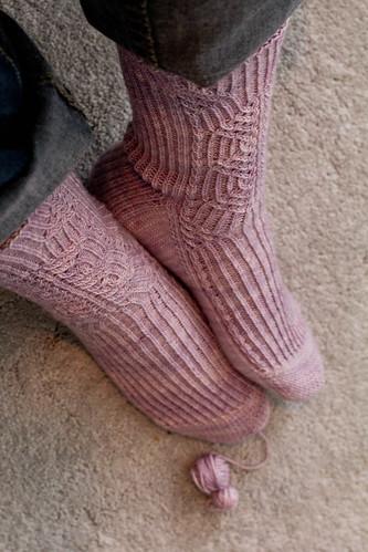 Tara mystery socks
