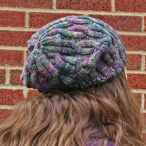 Mod Cables Slouch Hat