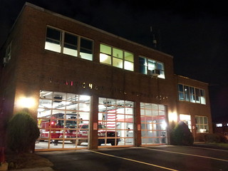 Concord st. Fire station