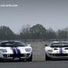 Ford GT and GT 40 by Martin Vincent