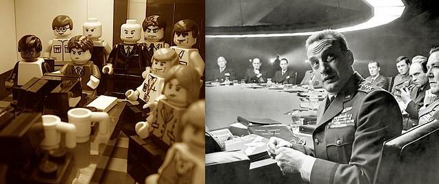 Time for Dr. Strangelove Re-Make