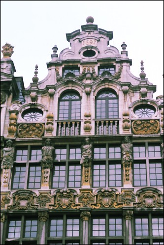 grand place - guild house