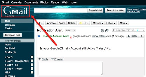Is your Gmail active?
