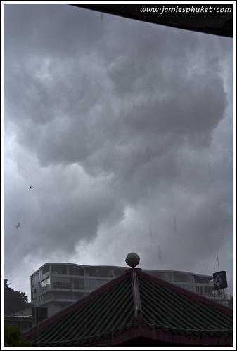 Phuket Sky 16th April 2012