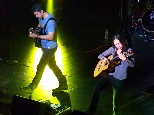 Mon, 04/23/2012 - 9:23pm - Rodrigo y Gabriela with C.U.B.A. at the Orpheum, Boston, 4-23-2012