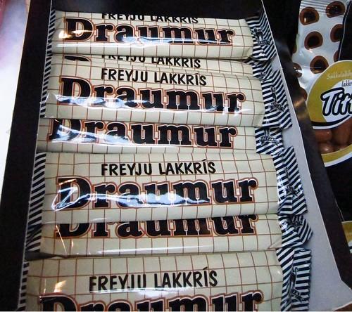 Frejyu Lakkris Draumur