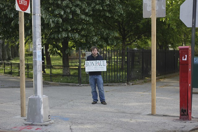 Republican Primary Day, New York