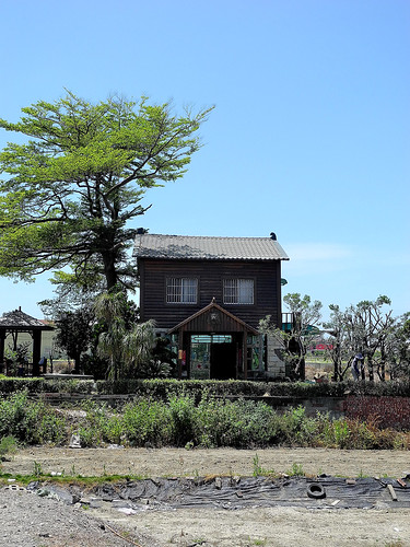 Wooden House in Tainan