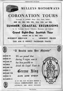 Bury Free Press Coronation Souvenir Page 14 - 2nd June 1953