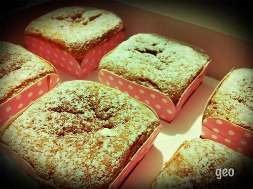 hokkaido cupcakes!!!