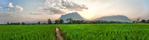 Chiang Dao HDR Panorama