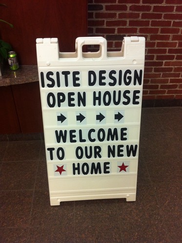Open House ISITE Design Invades Fort Point Channel