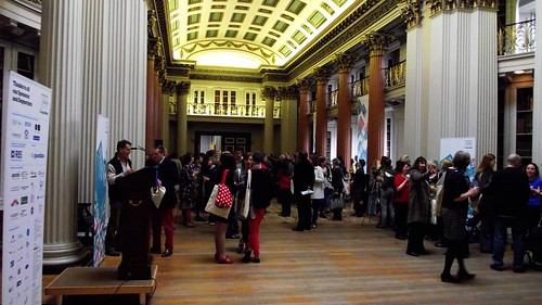 Edinburgh Book Festival programme launch 2012 04