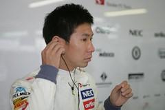 F1ヨーロッパ予選3『Photo:Sauber F1 Team』