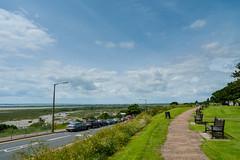 Leigh on sea vista, over Canvey Island