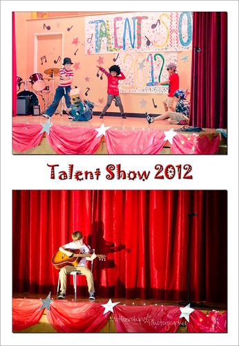 talent show 2012