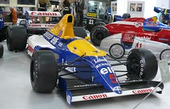 Williams FW14 1991 vr