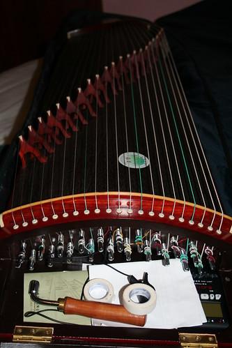 2012-06-29 - Gu Zheng - 05 - Instrument