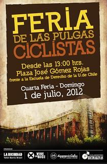 4ª Feria de las Pulgas Ciclistas