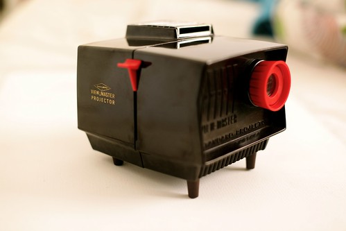 Sawyer View-Master Projector