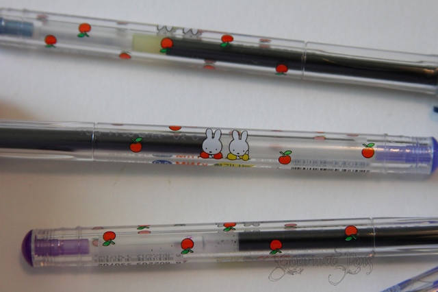 Dong-A Miffy Gel Ink Pens