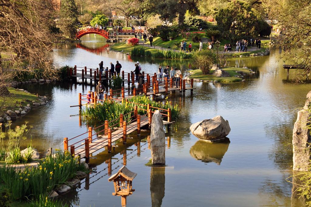 Jardin japonais de buenos aires le petit herge de buenos for Jardines verticales buenos aires