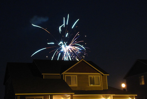West Richland fireworks